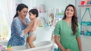 Amala Paul in KC Plus Milk tvc HD Version