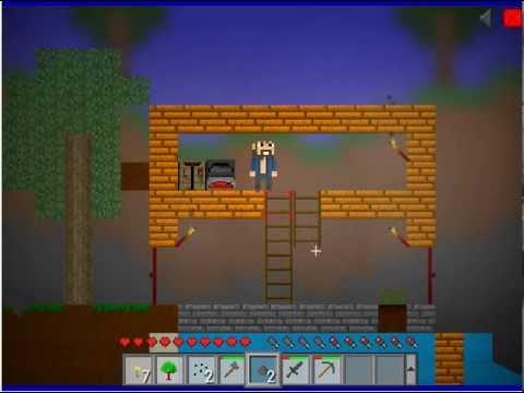 Картинки: Игра Майнкрафт - Майн Блокс онлайн (Minecraft