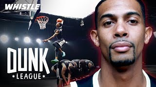 World's FIRST Pro Dunker | Dunk League CHAMPION Guy Dupuy