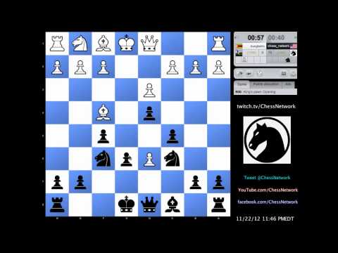 0 - Chess Video | Warzone Kings Chess Tournament [112] - Chess & Mind Games
