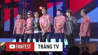 Trắng TV @ YouTube FanFest Vietnam 2017