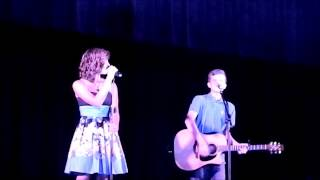 Download Lagu The One That Got Away by Katy Perry covered by Faith Bardill and Britton Buchanon Gratis STAFABAND