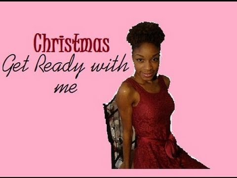 Get Ready with Me-Christmas Day