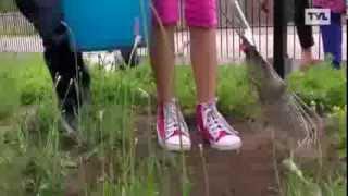video uit Ecotuin in Basisschool De Horizon