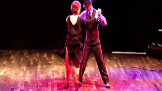 Dancing for the Arts 2012: Joan Zaslow and Javier Juarez
