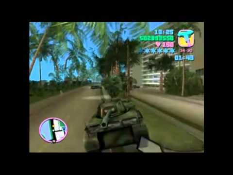 Freelance Astronauts - GTA: Vice City Kodak Moments