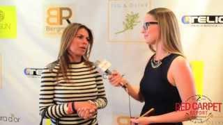 Lisa Vidal at Doris Bergman's 7th Annual Oscar Style Lounge #BergmanOscars #BET #BeingMaryJane