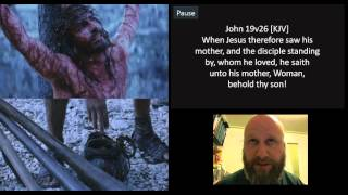 Last Statement Jesus made on the Cross [Dependent on Hearing Range]