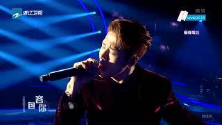 王嘉尔更换曲风重塑爱情《梦想的声音3》花絮 EP12 20190111 /浙江卫视官方音乐HD/