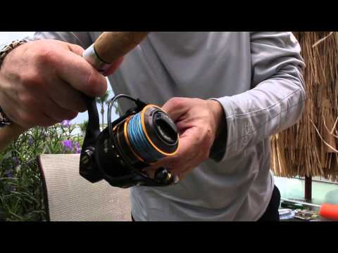 Spooling Hacks from SpiderWire