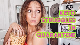 Keto Quarantine | Snacks to Get You By
