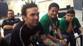 Convivio con Jason David Frank (Tommy/Green Ranger)