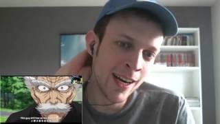 Live Reaction One Punch Man Special 4 Saitama vs Bang xD