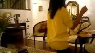 رقص دختر ایرانی sexy dance IRAN