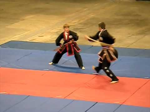 Kuk Sool Won tournament 2009 Image 1