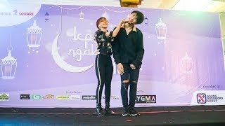 Download Lagu [BABY DON'T STOP, DAME TU COSITA, LO SIENTO] Natya & Rendy at K-Popers Ngabuburit 2018 (27 May 2018) Gratis STAFABAND