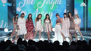 [예능연구소] 트와이스 댄스 더 나잇 어웨이 @쇼!음악중심_20180721 Dance The Night Away TWICE in 4K