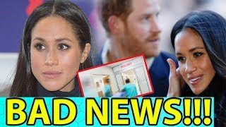 Prince Harry collapses after Meghan Markle diagnoses cancer?