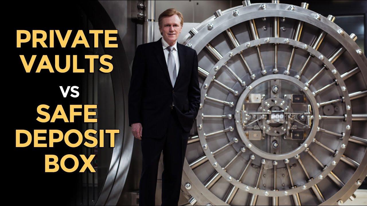 Safe Vault Vaults vs Safe Deposit Box