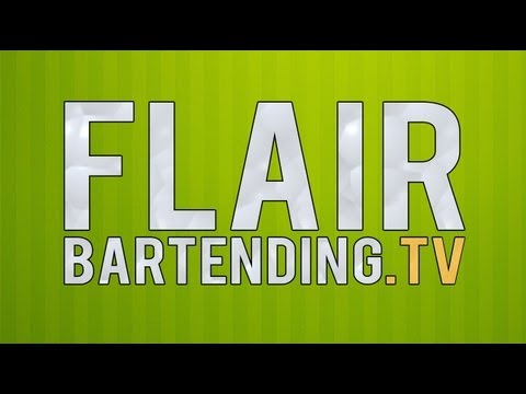 Flair Bartending TV Lesson 62: Helicopter