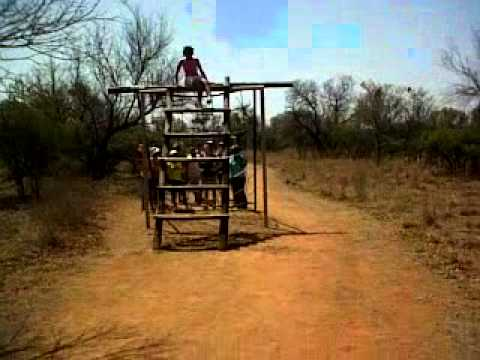Environmental Education Tours- St Catherines High School- Ukutula2012 - 10/06/2012