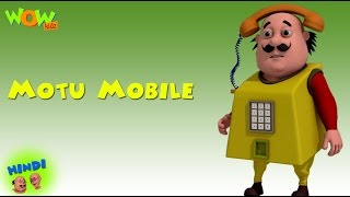 Motu Mobile - Motu Patlu in Hindi