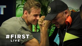 SMOARE vs QUCEE & YOUSTOUB: Wie is de beste man?! #FIRST LIVE