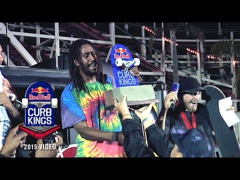 Red Bull Curb Kings 2015 Video - TransWorld SKATEboarding