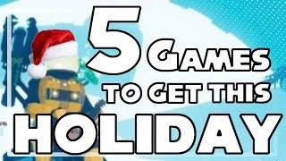 Switch Holiday Guide  Underatted Games WORTH Getting And Giving!
