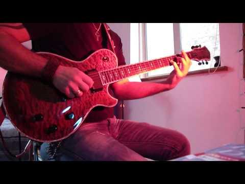 Guitar Techniques.Jake E Lee style Massimo Bellitti Michael Kelly Guitar