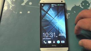 The AT&T HTC One unboxing and hands-on