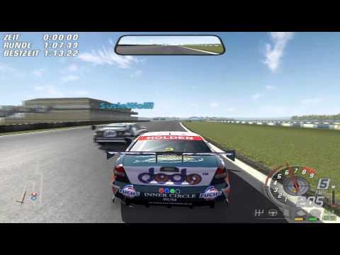 Let's Play Together DTM Race Driver 3 [HD] - #50 Fast das gesamte Fahrerfeld wirbelt umher