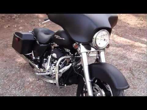 2010 Harley Davidson FLHX Street Glide W/ Vance & Hines Power Duals Hi-Output slip-ons