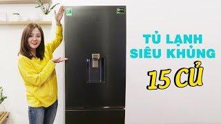 Đại gia Hải Yến sắm tủ lạnh siêu khủng 15 củ !