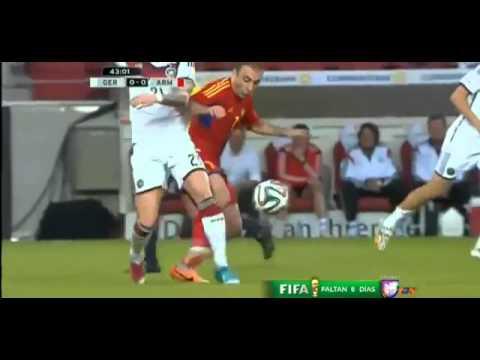 Marco Reus Horrible Injury Germany vs Armenia 0 0 Friendl