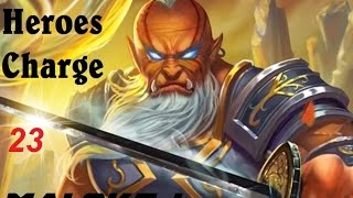 Heroes Charge Outland Portal Raged Blood 6 (хускар 6)