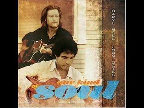 Hall & Oates - Soul Love