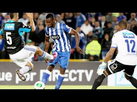 Jackson Martinez 2013/2014 | Goals and Skills | FC Porto HD