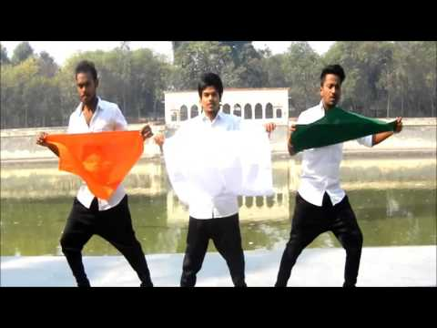 Vande Matram Choreograph By VIVEK SIR