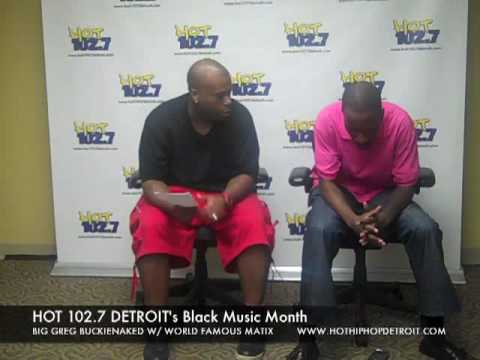 HOT 1027 DETROIT BLACK MUSIC MONTH MATIX
