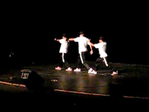 Century High School Talent show ( Take back to 80's Old School, Def Con 5, 2010) Video