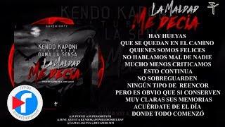 Download lagu Kendo Kaponi - La Maldad Me Decia (Ft. Gama La Sensa) ( Audio Video )