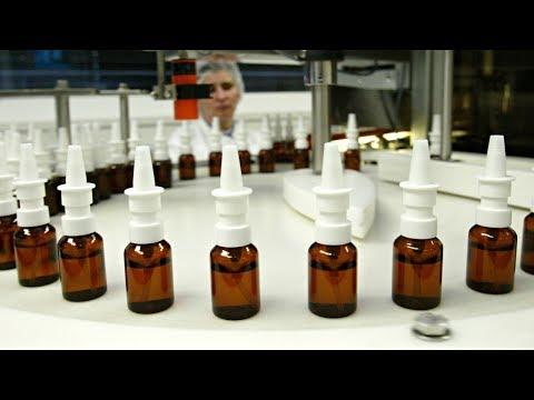 Сдержать «супербактерии»: производителей призвали разрабатывать новые лекарства  (новости) thumbnail