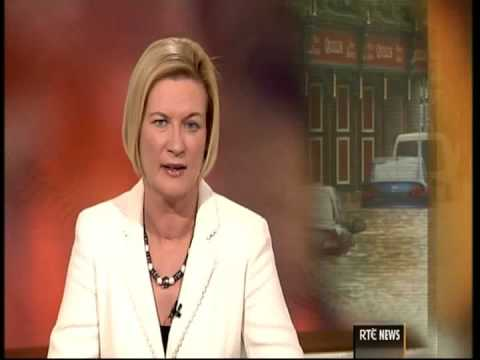 Kenmare Flooding Oct 2008 RTÉ News Report