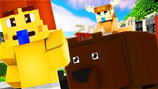 Minecraft Daycare - BABY BLOWS UP THE ZOO !?