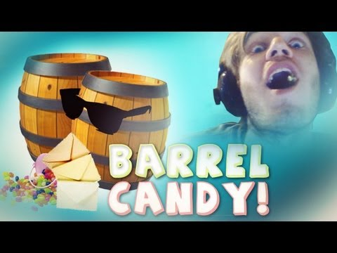 BARREL CANDY! - Opening BroMail