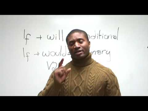 English Grammar: Conditional & Imaginary – IF, WILL, WOULD, WERE