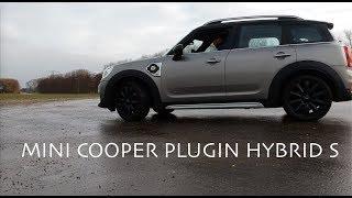 Mini Cooper Countryman Plugin Hybrid S. Мини Купер теперь плагин гибрид?