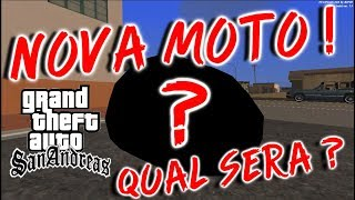 GTA VDM #17 | MINHA NOVA MOTO |