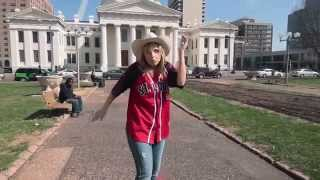 Happy by Pharrell Williams - Cardinal Cowboy Cardinal Fans Version - Support STL Charities